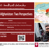 Twilight in Afghanistan: Two Perspectives