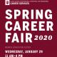 Luddy Spring 2020 Career Fair