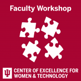Open Access Publishing Information Session for Women Faculty & Researchers