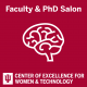 February Faculty & Ph.D. Research Salon