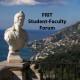 Student-Faculty Forum: Leonardo Cabrini