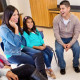 M.S. in Education, Counseling Major Advising Session