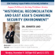 "21JPSI Webinar Series: Prof. Jennifer Lind (Dartmouth) on ""Historical Reconciliation in East Asia's Changing Security Environment"""