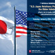 """21JPSI **Special Event** (w/ Brookings Institution): """"U.S.-Japan Relations: Policy Challenges for the Biden Administration"""" (Part 2 of 2: economics/trade, COVID-19, climate, infrastructure/connectivity)"""