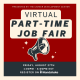 Virtual Fall Part-time Job Fair
