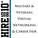 Hire Big 10+ Military & Veterans Virtual Networking & Career Fair