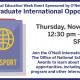 Post-Grad International Opportunities