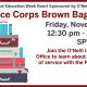 Peace Corps Brown Bag Lunch