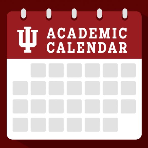 IU Southeast Academic Calendar