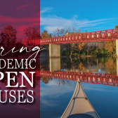 Spring Academic Open Houses
