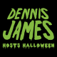 Dennis James Hosts Halloween