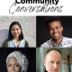 """Streaming Event   Jacobs School of Music Community Conversations: """"How do artists identify and approach situations of injustice?"""""""
