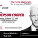 An Evening with Anderson Cooper