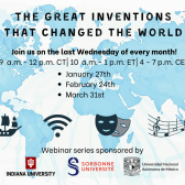 The Great Inventions that Change the World
