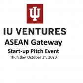 IU Ventures ASEAN Gateway Virtual Start-up Pitch Event